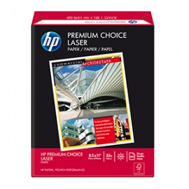 PAPEL PREMIUM CHOICE LASER JET CARTA 500 HOJAS HP
