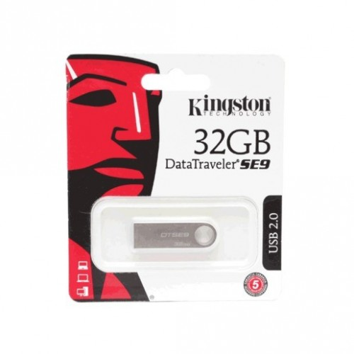 MEMORIA USB KINGSTON 32GB - Envío Gratuito
