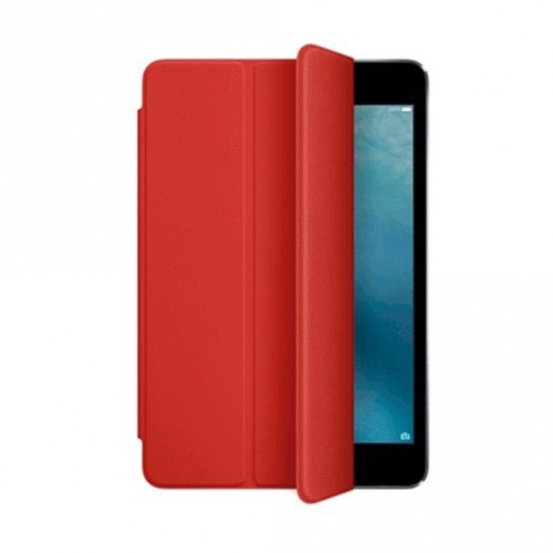 FUNDA PARA IPAD MINI 4 APPLE ROJA - Envío Gratuito