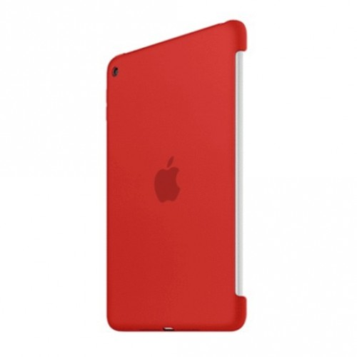 FUNDA PARA IPAD MINI 4 APPLE DE SILICON ROJA - Envío Gratuito