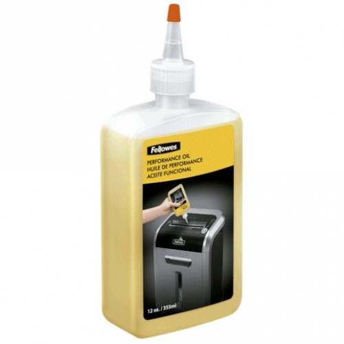 ACEITE FELLOWES PARA TRITURADORA 355 ML