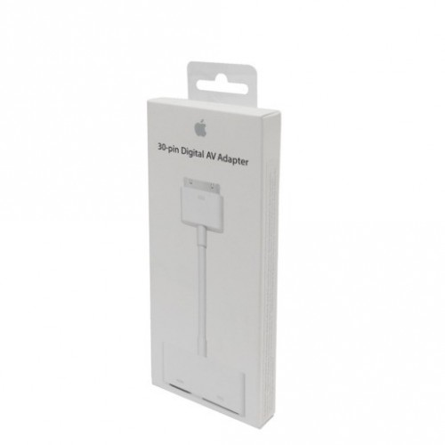 ADAPTADOR AV DIGITAL APPLE - Envío Gratuito