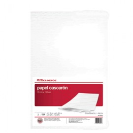 PAPEL CASCARON PLIEGO 70 X 1.10 CM OFFICE DEPOT