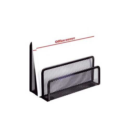 MINICLASIFICADOR MESH COLOR NEGRO OFFICE DEPOT
