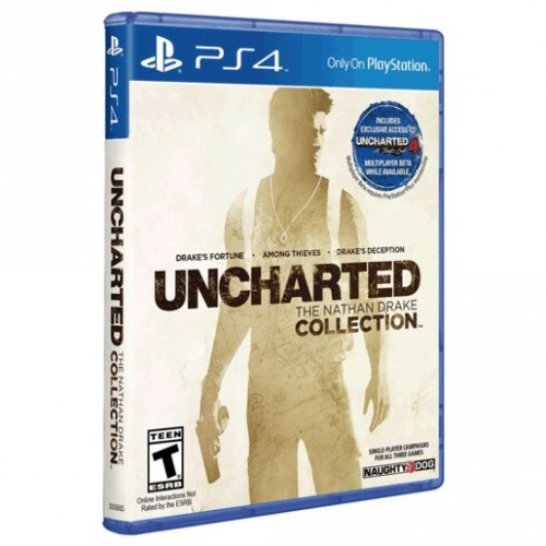 JUEGO PS4 UNCHARTED COLLECTION - Envío Gratuito