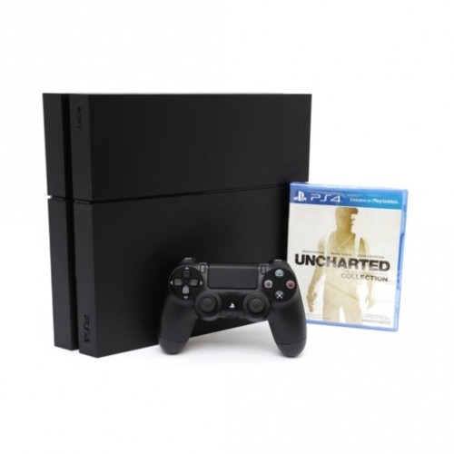 PLAY STATION 4 UNCHARTED COLLECTION - Envío Gratuito
