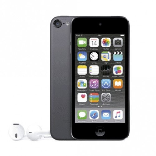 IPOD TOUCH 64 GB SPACE GRAY 6G - Envío Gratuito