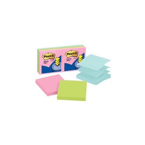POST-IT POP-UP PASTEL 100 HOJAS - Envío Gratuito