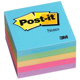 POST-IT 654 3 X 3 ULTRA PAQUETE C/5