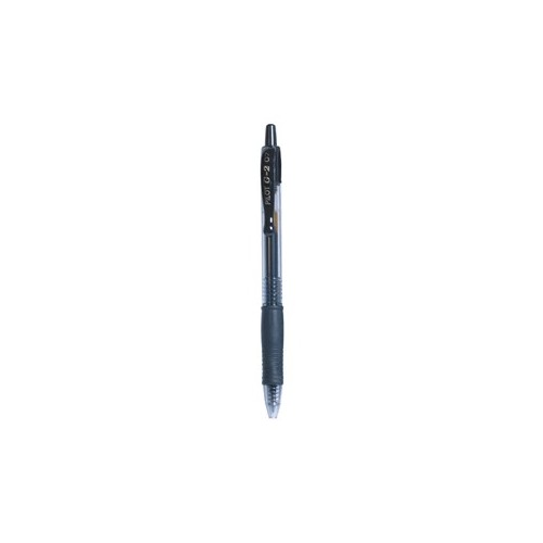 PLUMA RETRACTIL G2 TINTA GEL P/FINO 0.7MM AZUL